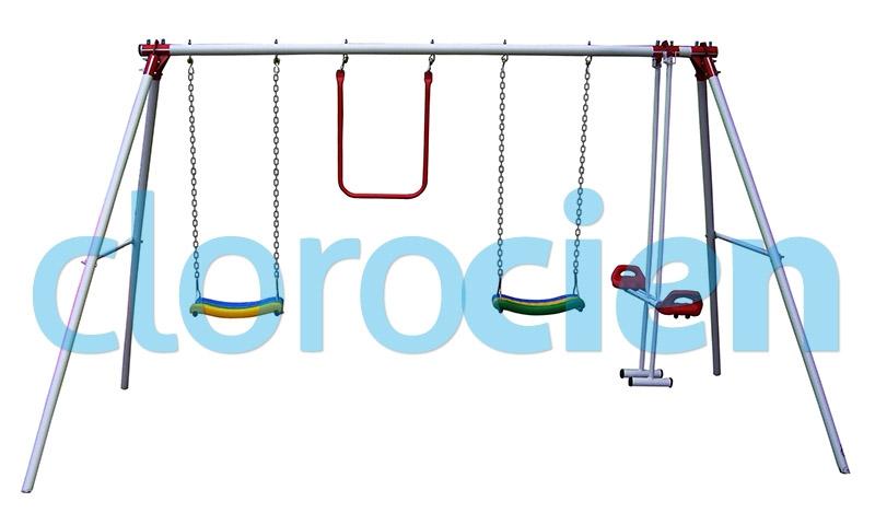 Clorocien productos hamaca estrella - Estructura hamaca ...